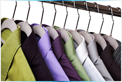 LAUNDERED BUSINESS SHIRTS
